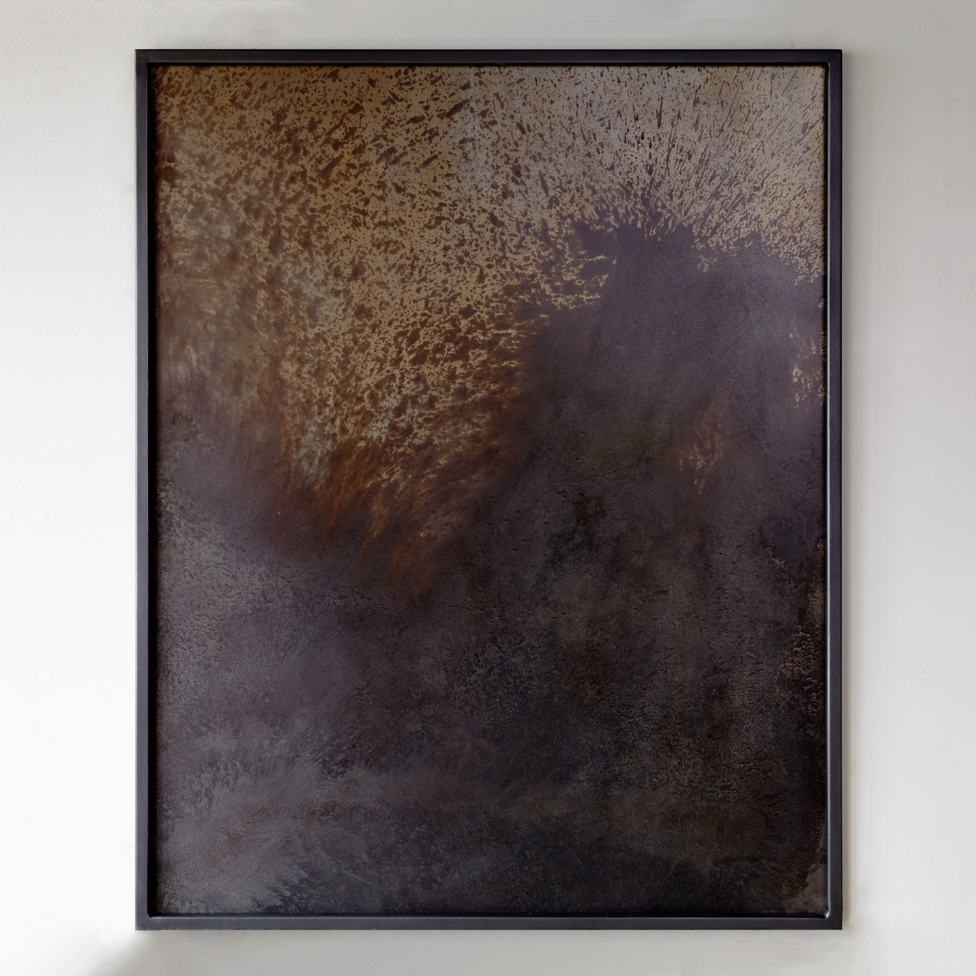 Acid on Steel framed